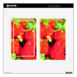 Strawberries Skins For Kindle Fire