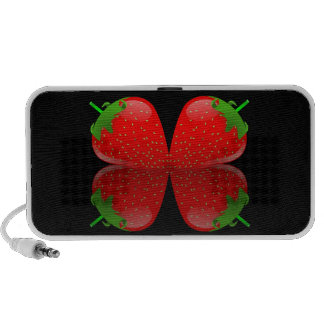 Strawberries speakers