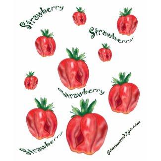 Strawberries shirt