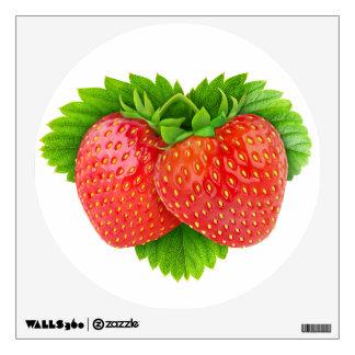 Strawberries Wall Sticker
