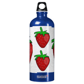 STRAWBERRIES WATER BOTTLE