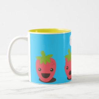Strawberries (WTF?) Mug