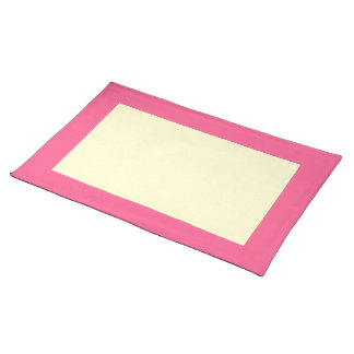 Strawberry and Cream Placemat
