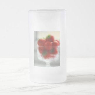 Strawberry Art Design Mug