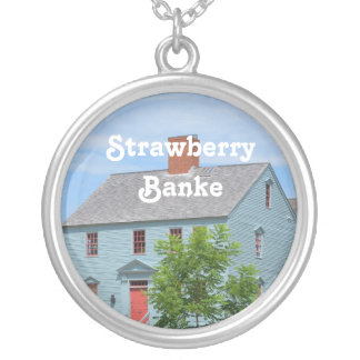 Strawberry Banke Custom Necklace