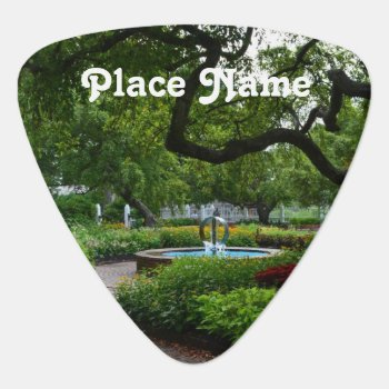 Strawberry Banke  Nh Guitar Pick by GoingPlaces at Zazzle
