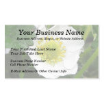 Strawberry Blossom Business Card Template
