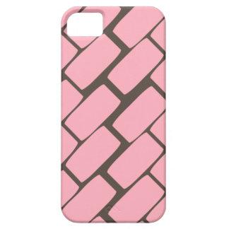 Strawberry Bricks iPhone SE/5/5s Case