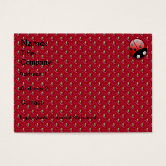 Strawberry Business Cards