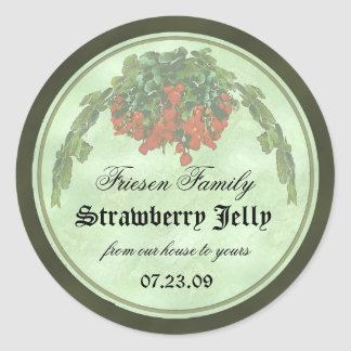 strawberry canning label 2