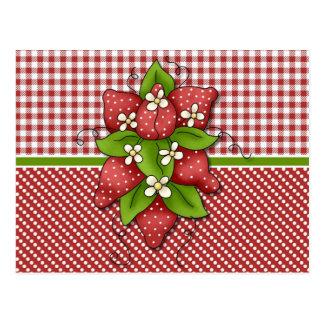 strawberry card 1