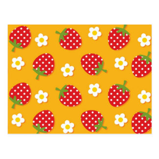 Strawberry Card (2)