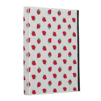 Strawberry iPad Folio Case