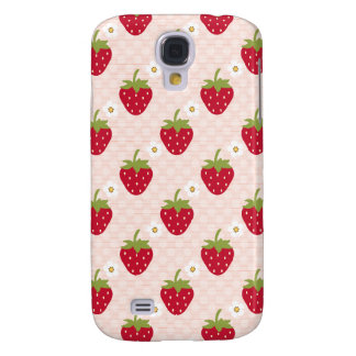 Strawberry Galaxy S4 Cases