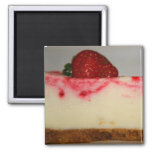 Strawberry Cheesecake Magnet