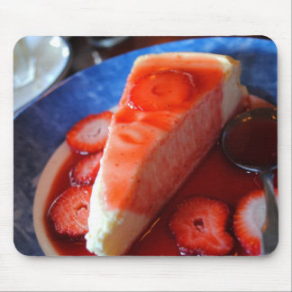 Strawberry Cheesecake Mouse Pad