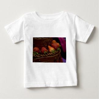 Strawberry Chocolate Cake T Shirts