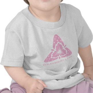 Strawberry Clan T-shirts