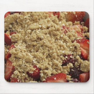 Strawberry cobbler mouse pad