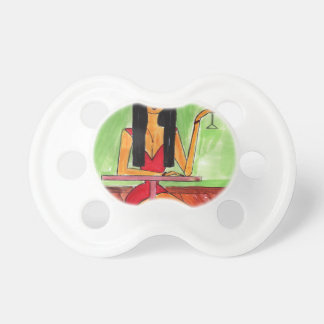 Strawberry Cocktail Pacifier