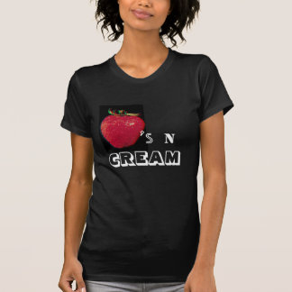 Strawberry Cream Tee