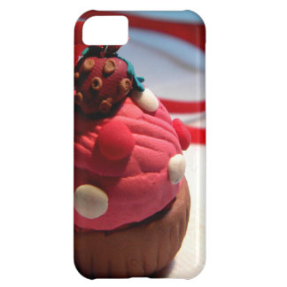 Strawberry Cupcake Case For iPhone 5C