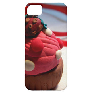 Strawberry Cupcake iPhone 5 Cases