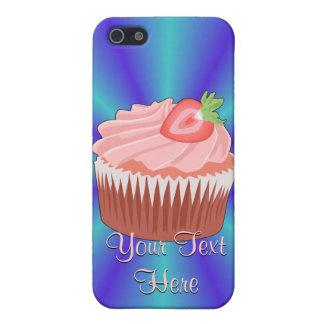 Strawberry Cupcake iPhone 4 Case