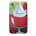 Strawberry Daiquiri  iPhone 3 Case