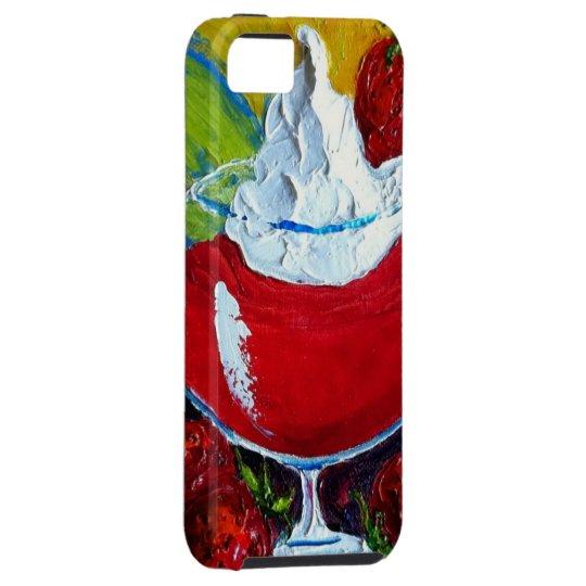 Strawberry Daiquiri iPhone Case 4