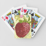 Strawberry Deck Of Cards