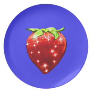STRAWBERRY DELIGHT - FRUITARIAN FRUIT PLATE
