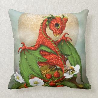 Strawberry Dragon Pillows