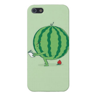 Strawberry Factory Case For iPhone 5