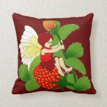 Strawberry Fairy Pillows