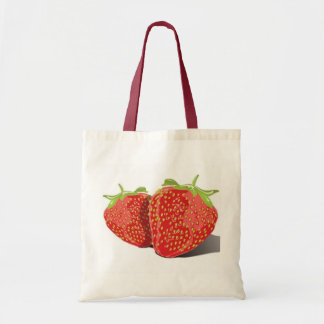 Strawberry Festival Tote Bag