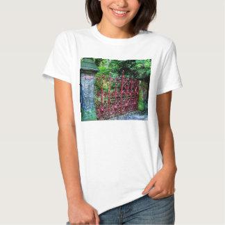 Strawberry Field Gates, Liverpool, UK. T-Shirt