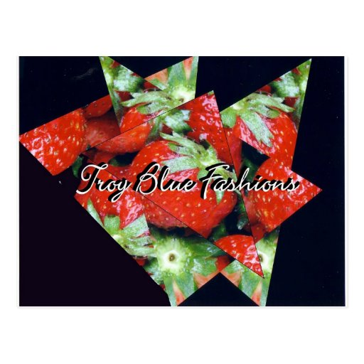 Strawberry Fields Forever Postcard