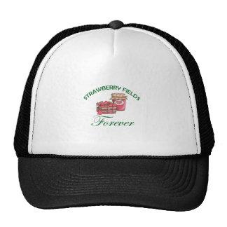STRAWBERRY FIELDS TRUCKER HAT
