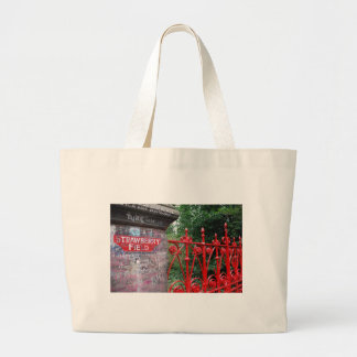 Strawberry Fields Liverpool Tote Bag