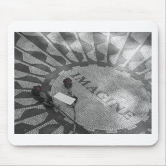 Strawberry Fields Mouse Pad