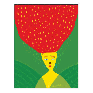 Strawberry Fields Post Cards