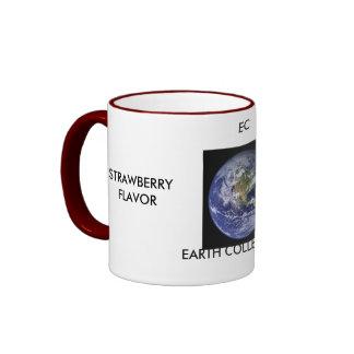 STRAWBERRY FLAVOR MUGS