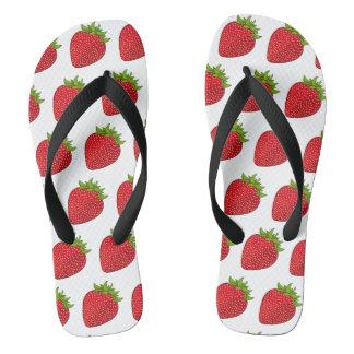 Strawberry Flops Flip Flops
