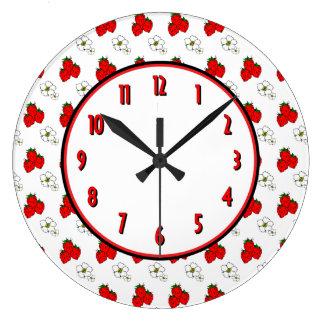 Retro Kitchen Wall Clocks Zazzle