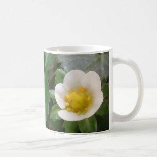 Strawberry Flowers on Mug