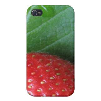 Strawberry Fresh iPhone 4 Case