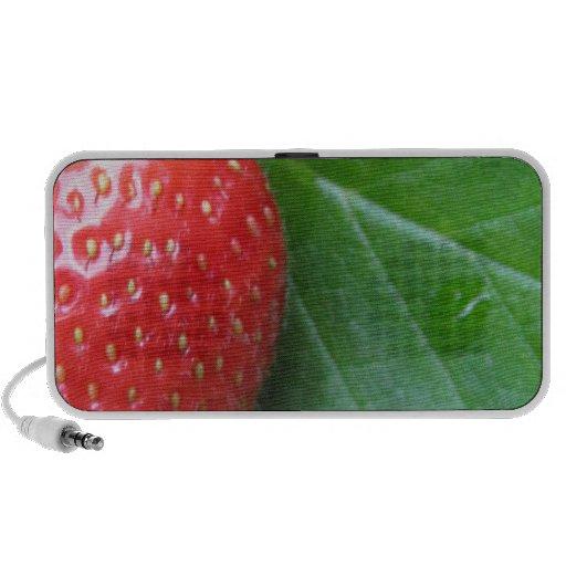 strawberry Fresh Speakers