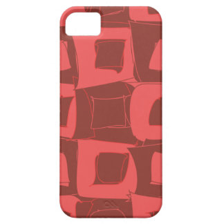 Strawberry Fruit Abstract Design Pattern iPhone SE/5/5s Case
