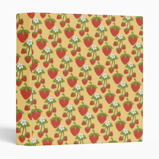 Strawberry Fruit Binder